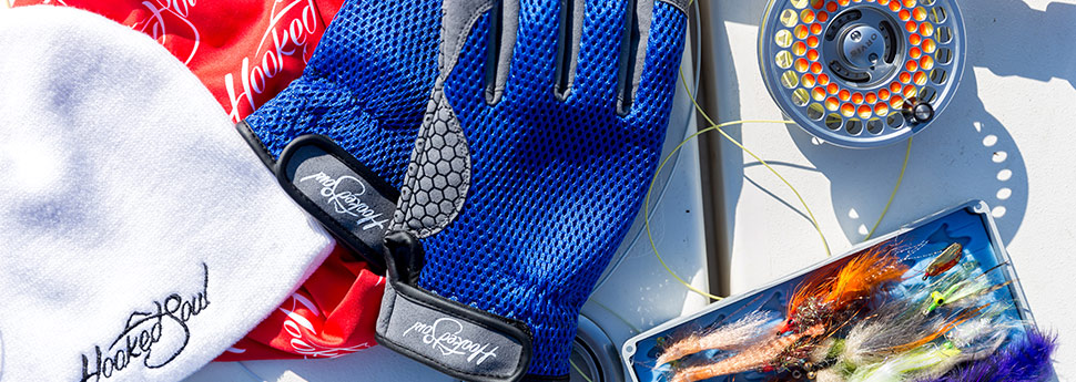 Hooked Soul Fishing Gloves