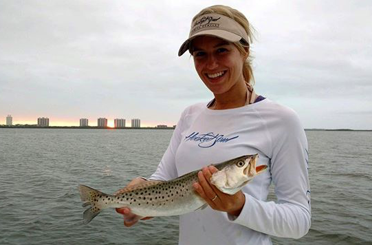 sea trout fishing shirts