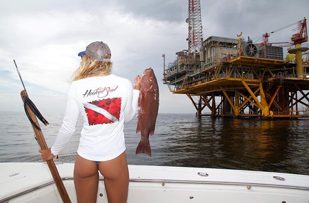 womens diver down performance fishing shirt