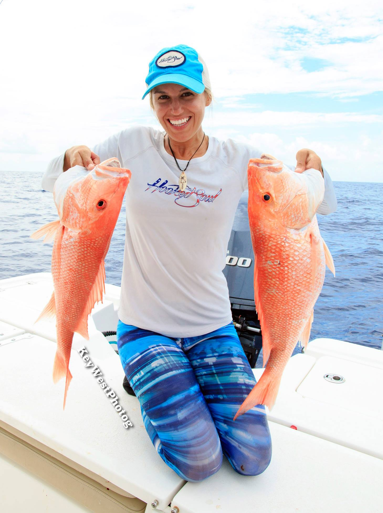 red snapper fishing shirts and hats